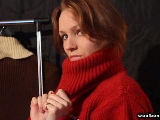 Джульетта насладиться ее свитер