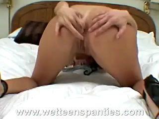 Колготки мастурбация