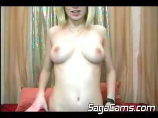 CamGirl Sabreena мастурбирует - Сага