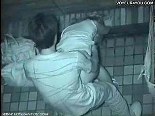 Инфракрасный вуайерист Открытый Секс